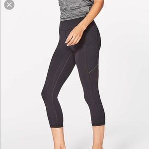 Lululemon Speed Up Crop Leggings